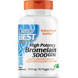 Doctor's BestHigh Potency Bromelain 3000 GDU