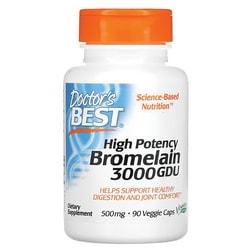 Doctor's BestBest 3000 GDU Bromelain