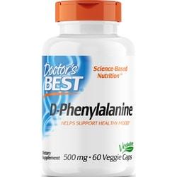 Doctor's Best Best D-Phenylalanine