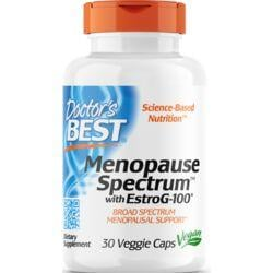 Doctor's BestMenopause Spectrum with EstroG-100