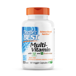 Doctor's BestMulti-Vitamin with Vitashine D3 and Quatrefolic