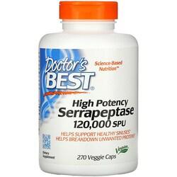 Doctor's BestHigh Potency Serrapeptase