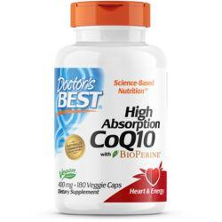 Doctor's BestHigh Absorption CoQ10 with BioPerine