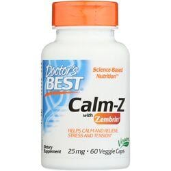 Doctor's BestCalm with Zembrin