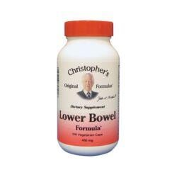 Dr. Christopher'sLower Bowel Formula