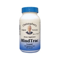 Dr. Christopher's Nourish MindTrac
