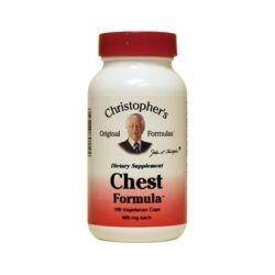 Dr. Christopher'sChest Formula