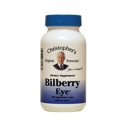 Dr. Christopher's Bilberry Eye