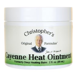 Dr. Christopher'sCayenne Heat Ointment