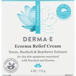 Derma E Psorzema Crème with Neem, Burdock & Bearberry