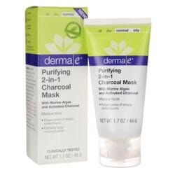 Derma EPurifying 2-in-1 Charcoal Mask
