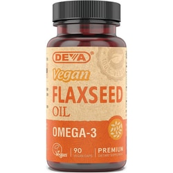 DevaVegan Flaxseed Oil