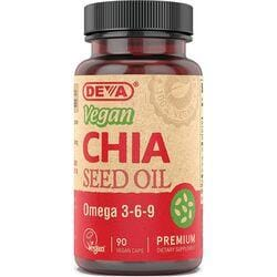 DevaVegan Chia Seed Oil