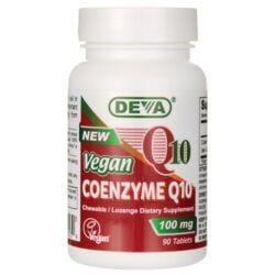 DevaVegan Coenzyme Q10