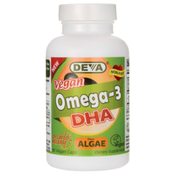 DevaVegan Omega-3 DHA