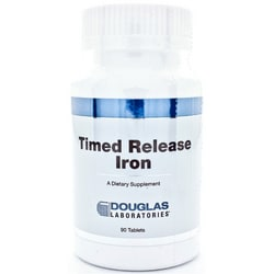 Douglas LaboratoriesTimed Release Iron
