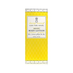 Deep SteepGrapefruit Bergamot Body Lotion
