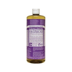 Dr. Bronner'sOrganic Castile Liquid Soap Lavender