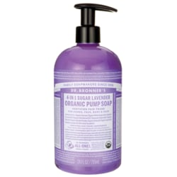Dr. Bronner's Magic Organic Shikakai Soap Lavender
