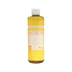Dr. Bronner'sPure Castile Liquid Soap Citrus Orange