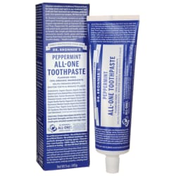 Dr. Bronner'sPeppermint All-One Toothpaste