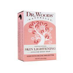 Dr. WoodsSkin Lightening English Rose Soap