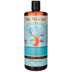 Dr. WoodsBaby Mild Castile Soap with Organic Shea Butter