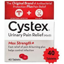 DSE HealthcareCystex Plus Urinary Pain Relief Tablets