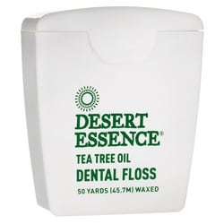 Desert EssenceTea Tree Oil Dental Floss
