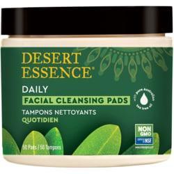 Desert EssenceNatural Tea Tree Oil Facial Cleansing Pads - Original
