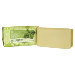 Desert EssenceSoap Bar - Peppermint