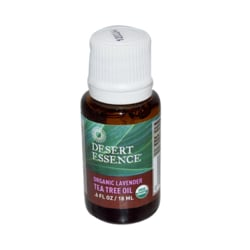 Desert EssenceOrganic Lavender Tea Tree Oil