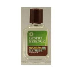 Desert Essence100% Organic Tea Tree Oil