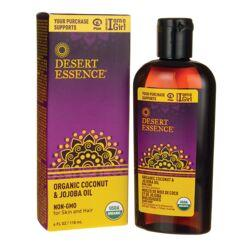 Desert EssenceOrganic Coconut & Jojoba Oil
