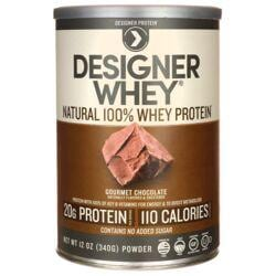 Designer Whey100% Premium Whey Protein Powder - Gourmet Chocolate
