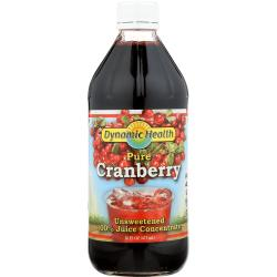Dynamic HealthCranberry Juice Concentrate