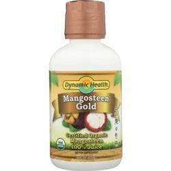 Dynamic HealthOrganic Certified Mangosteen Gold