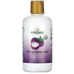 Dynamic HealthOrganic Certified Mangosteen Gold