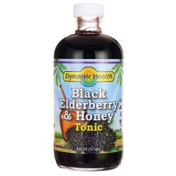 Dynamic HealthBlack Elderberry & Honey Tonic