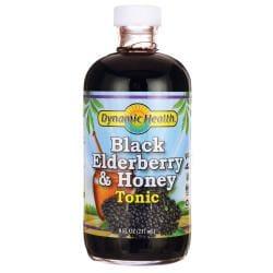 Dynamic HealthBlack Elderberry & Honey Tonic