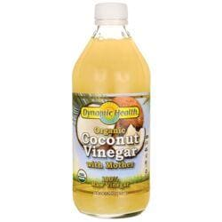 Dynamic HealthOrganic Coconut Vinegar with Mother