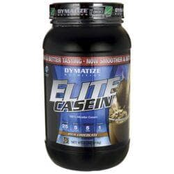Dymatize NutritionElite Casein Rich Chocolate