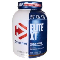 Dymatize NutritionElite XT Protein Powder - Rich Chocolate