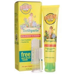 Earth's BestToothpaste - Strawberry & Banana