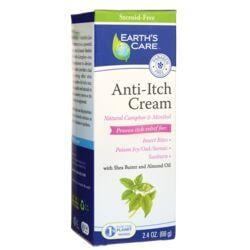 Earth's CareAnti-Itch Cream