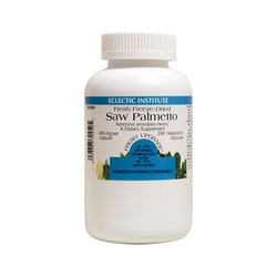 Eclectic Institute Fresh Freeze-Dried Saw Palmetto