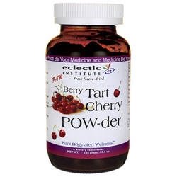 Eclectic Institute Fresh Freeze-Dried Raw Berry Tart Cherry POW-der