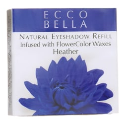 Ecco BellaNatural Eyeshadow Refill Inufsed with FlowerColor Waxes - Heather