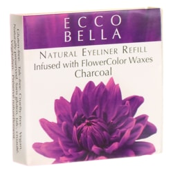 Ecco BellaNatural Eyeliner Refill Infused with FlowerColor Waxes - Charcoal
