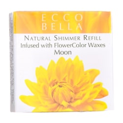 Ecco BellaNatural Shimmer Refill Infused with FlowerColor Waxes - Moon